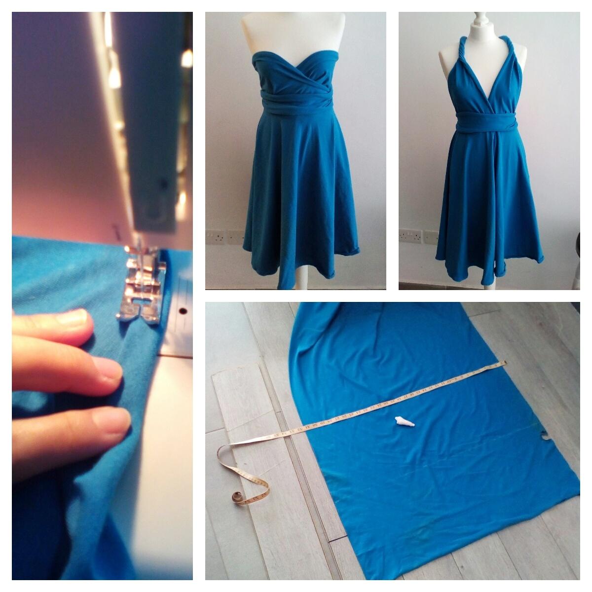 Behind the Scenes  MOLDIV-02 Dressmaking, adding gorgeous dresses to studio wardrobe
