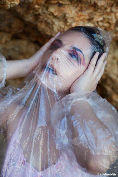 Publication & Awards  Amanda_Hsu_0095-400x600 Trapped in Plastic - Conceptual Creative Photo Shoot