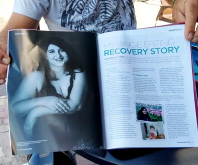 Portraits published in Pink Magazine, featuring Marisabelle Bonnici