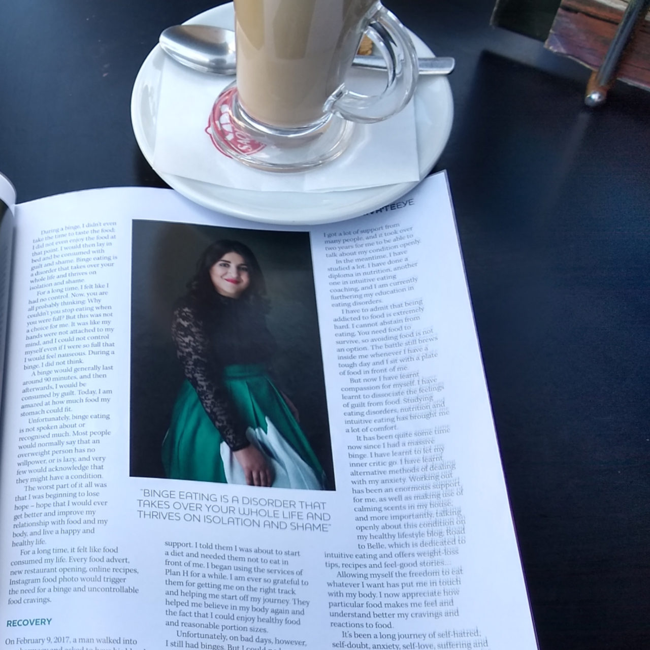 Publication & Awards  InShot_20190929_173910780-1280x1280 Portraits published in Pink Magazine, featuring Marisabelle Bonnici