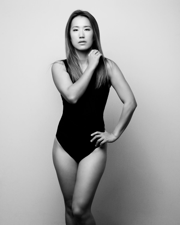 Photo Shoot What's up with Amanda  Amanda_Hsu_2882 Black and White with Simplicity