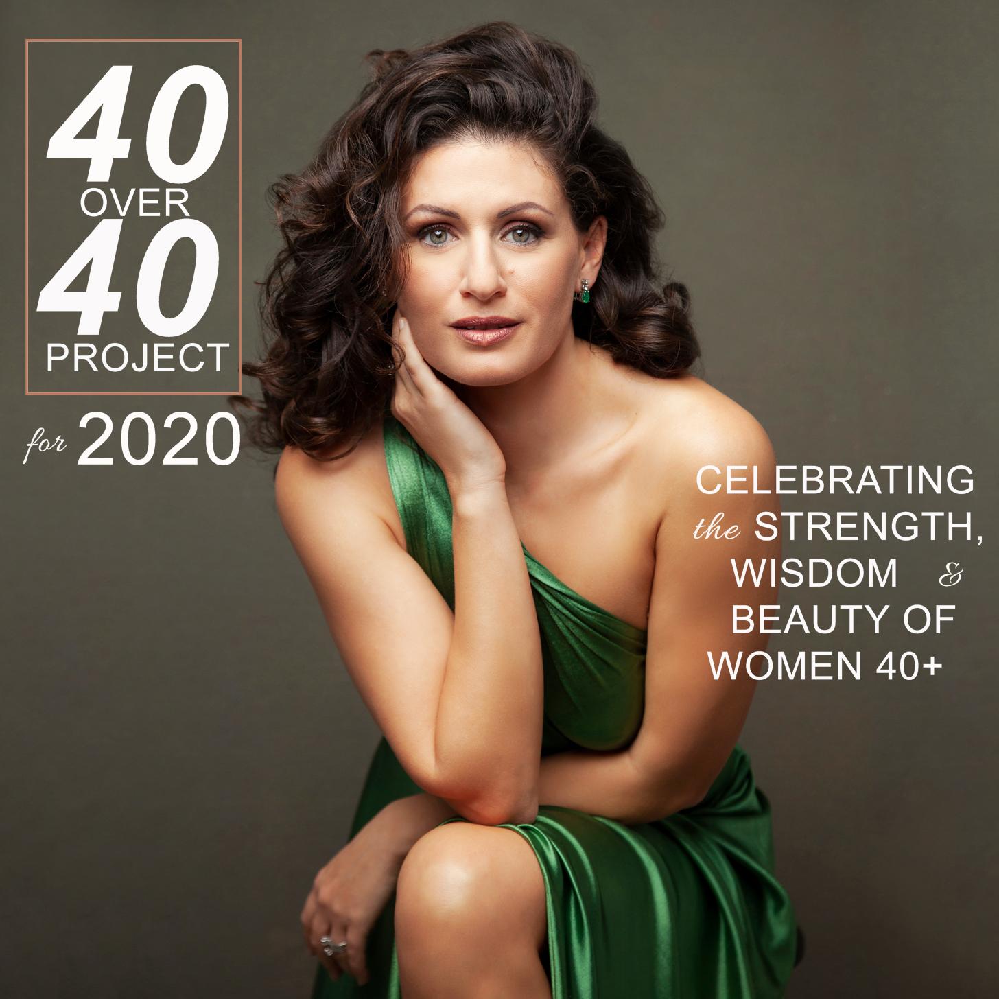 40over40 Photo Shoot  Amanda_Hsu_8975web-copy Portrait Session with Debbie Bonello