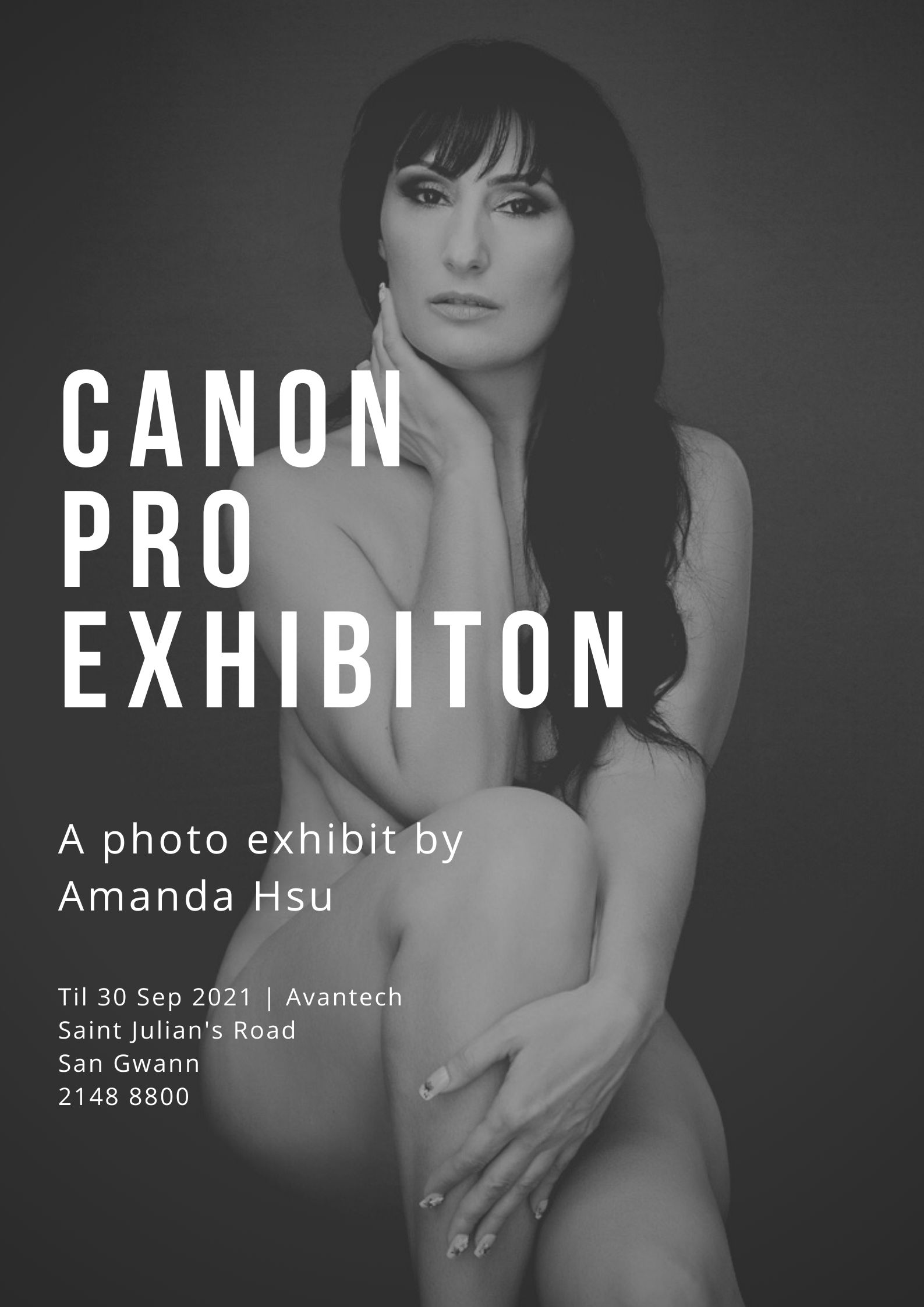Events News What's up with Amanda  Canon-Pro-Portrait-Exhibition-Amanda-Hsu Canon Pro Exhibition